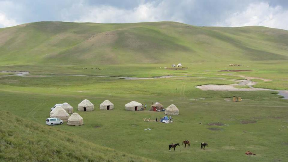 Song Kul yurtenkamp